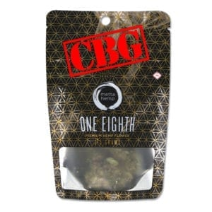 Top Shelf Hemp Flower - CBG (3.5 grams)